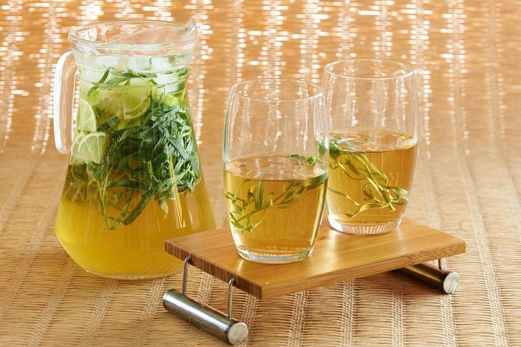 Картинка напиток тархун в домашних условиях